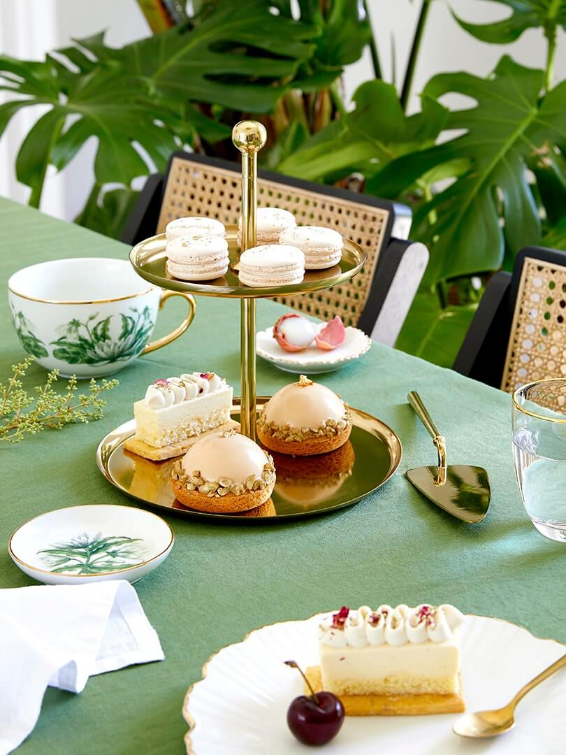 Summer tea, H&M Home. Photo by Elsa Young.
